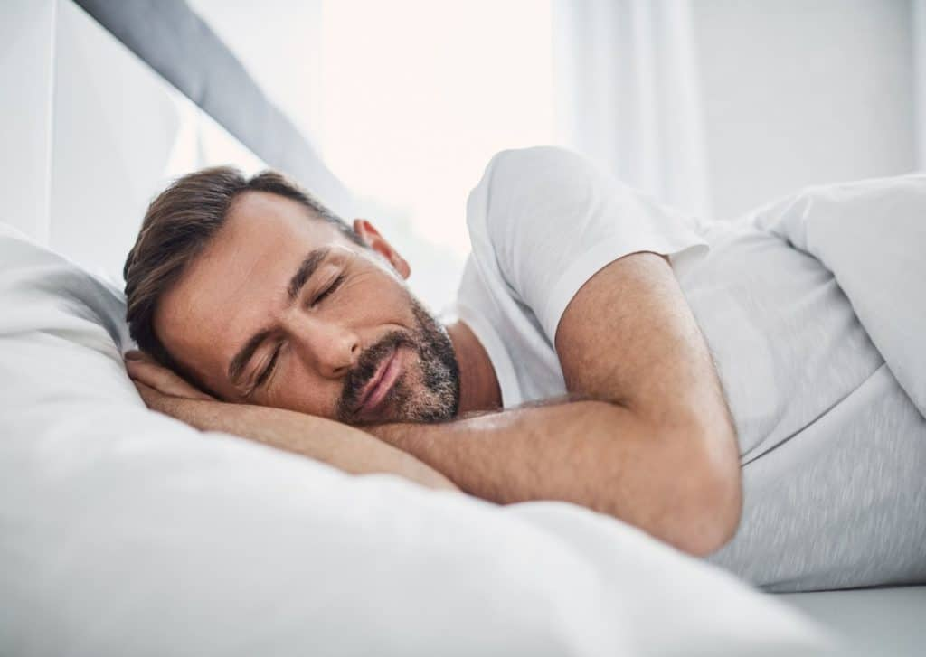 Getting enough sleep helps to minimize inflammation