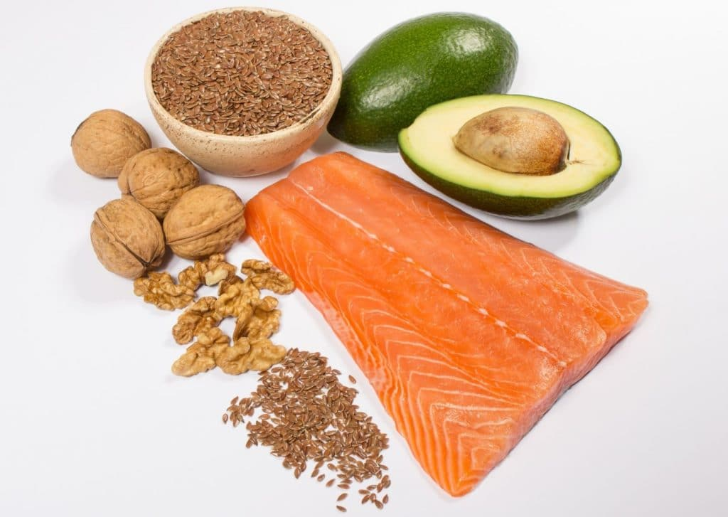 Omega-3 fatty acids for inflammation