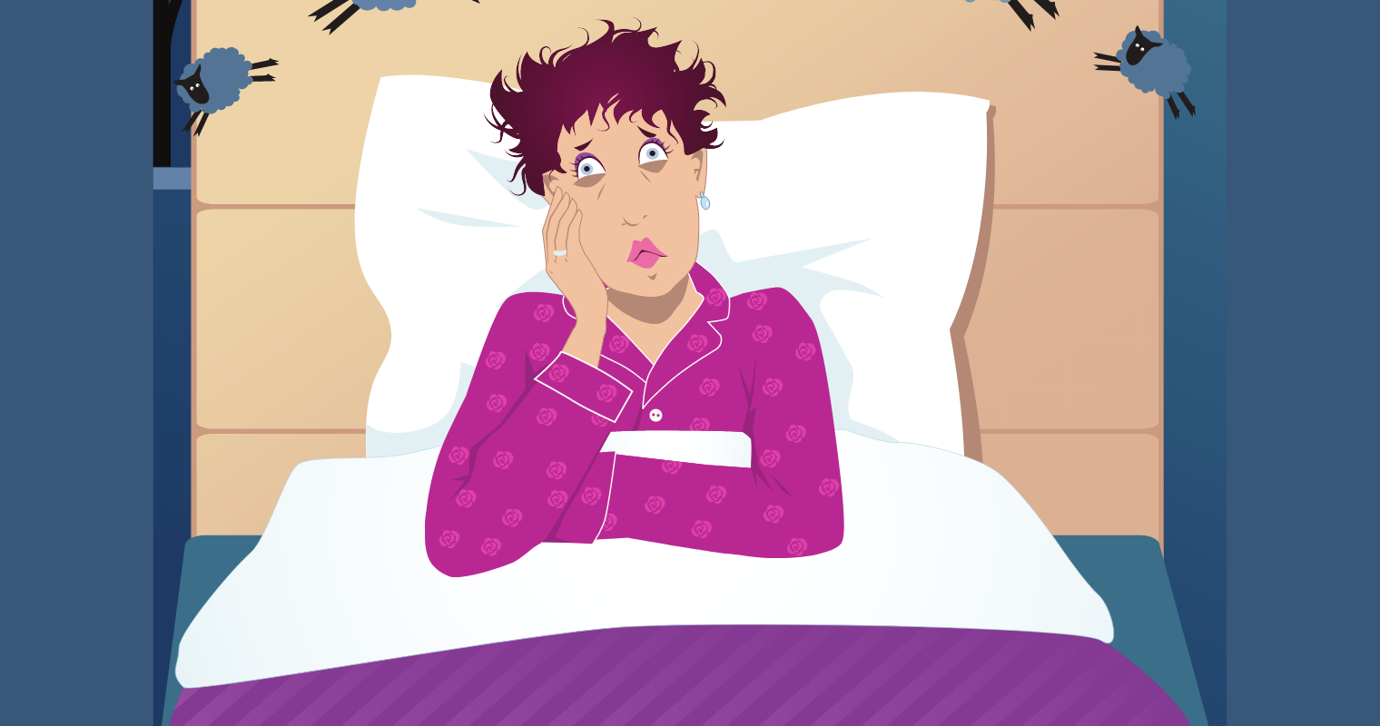 7 Signs that You May Have Insomnia