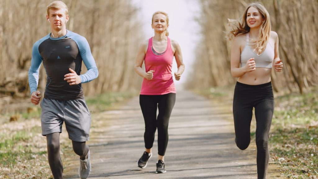 Jogging Exercise to Eliminate Belly Fat