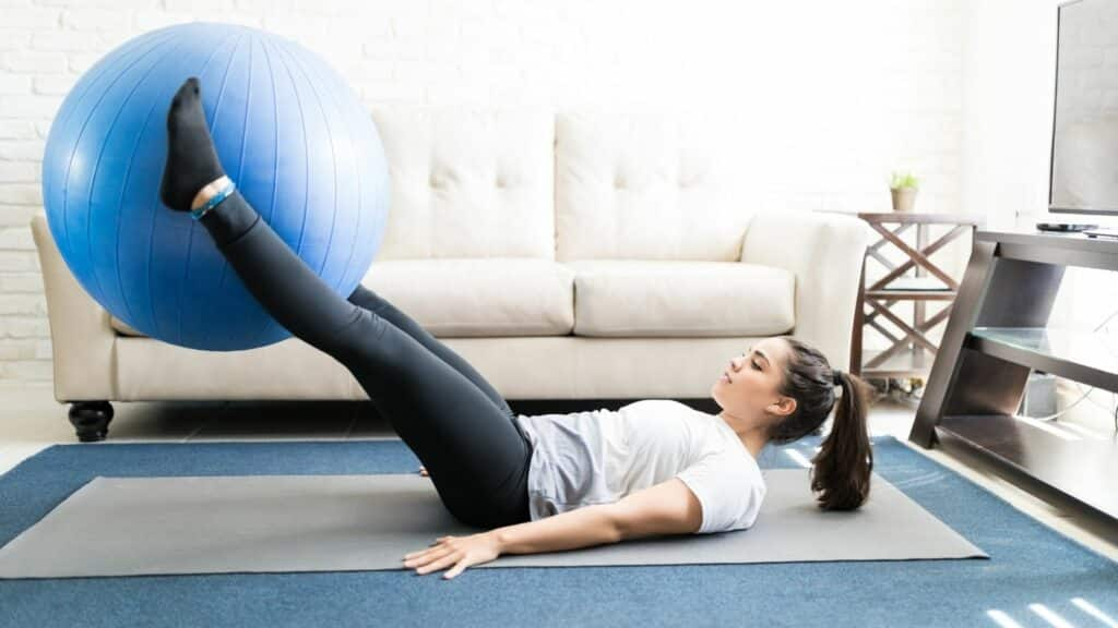 Simple exercises to eliminate belly fat quickly