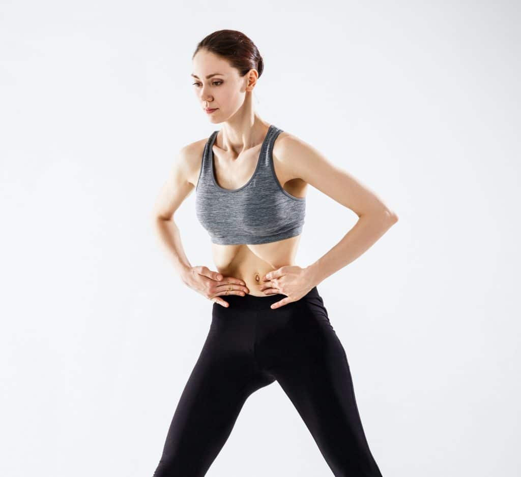 6 Exercises to Get a Flat Stomach Fast 1