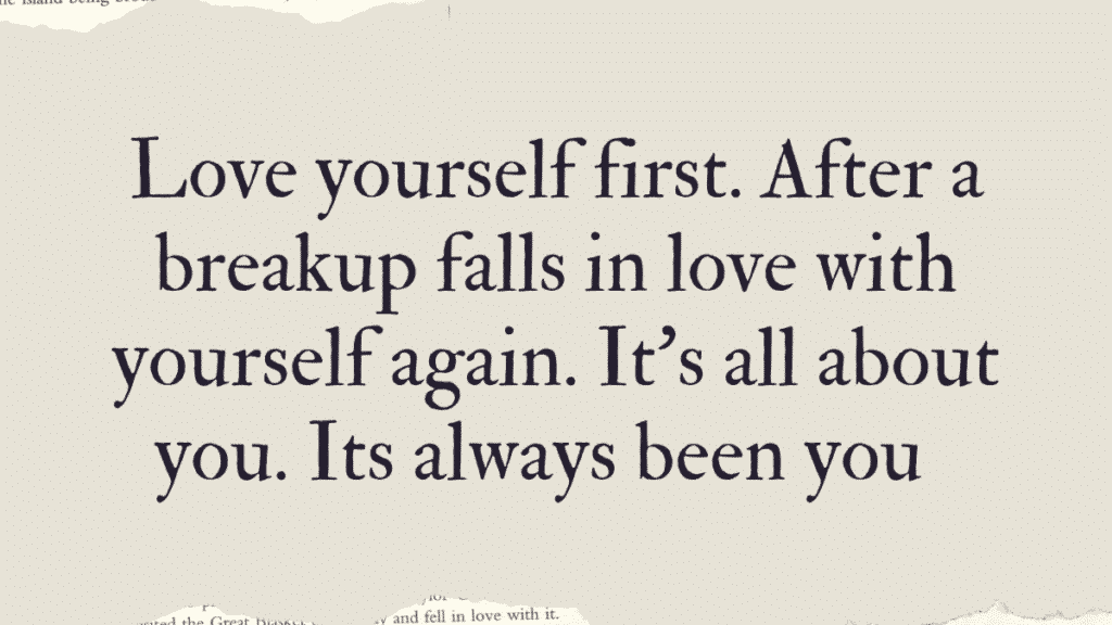 10 Ways to Get Over a Breakup and Glow Up