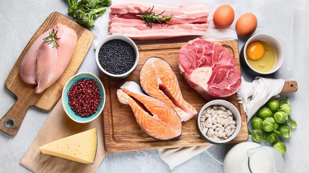 Better High Protein Foods