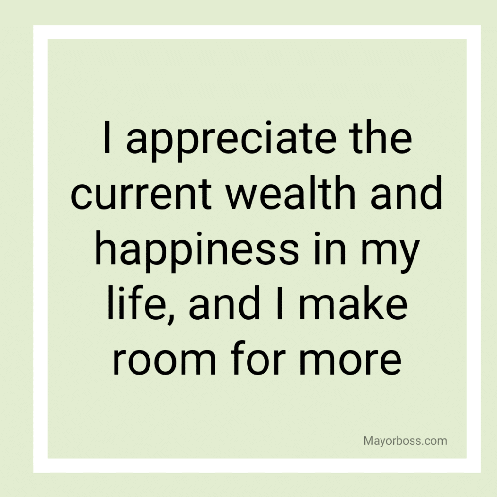 Powerful Affirmations to Help Attract Money