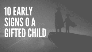 Early Signs of a Gifted Child