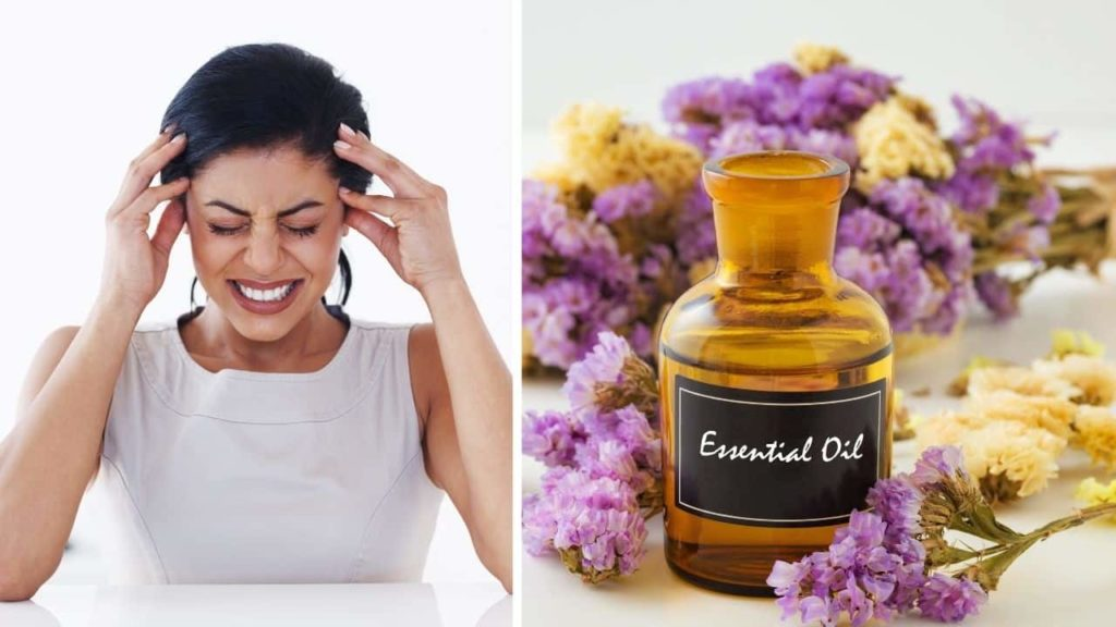 4 Good Essential Oil To Relieve Headaches And Migraine