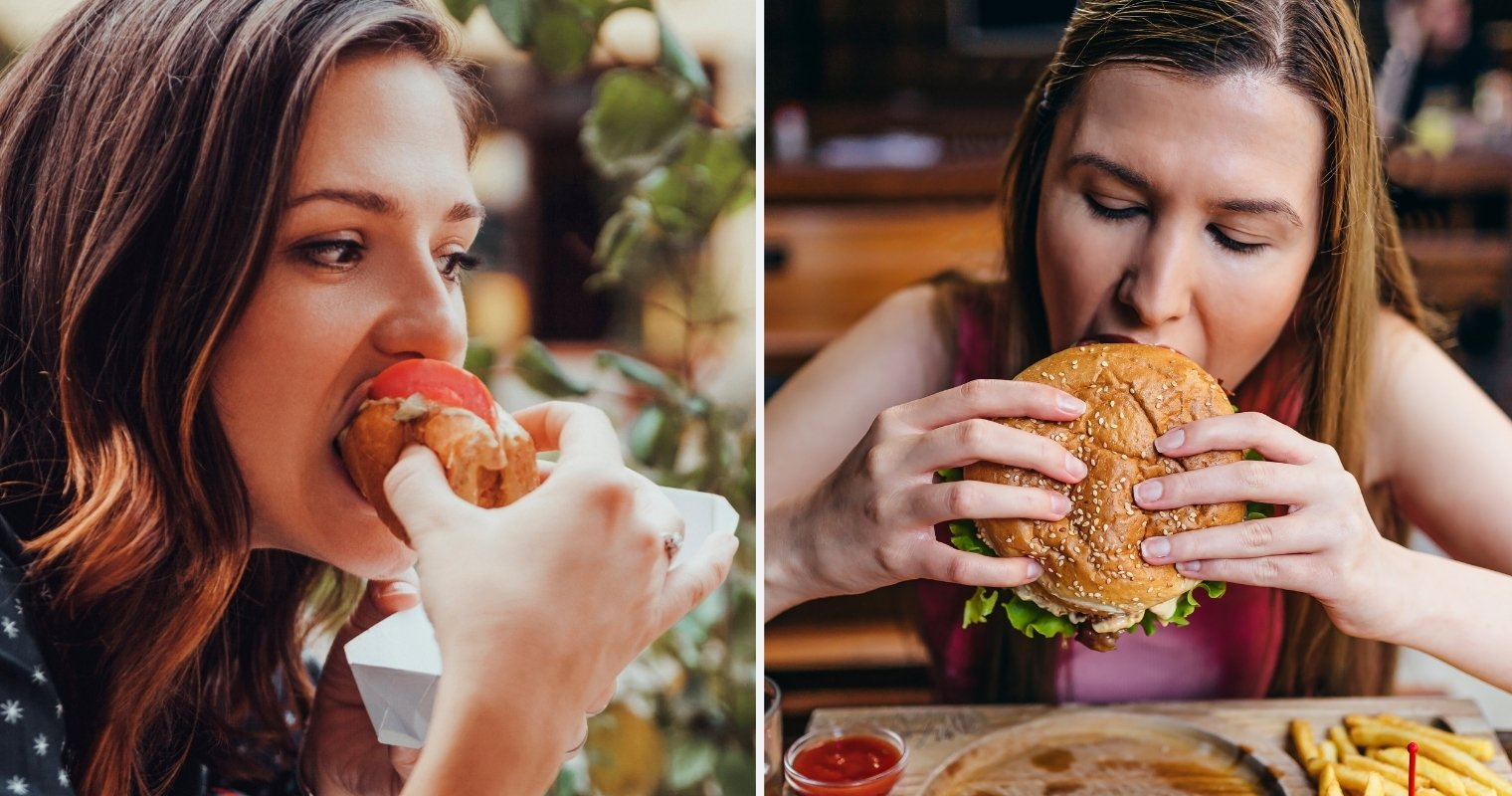 Reasons You'Re Still Hungry After Eating
