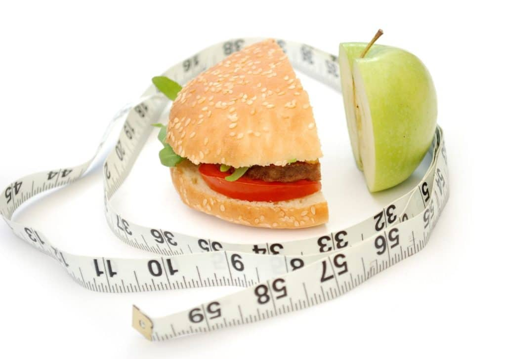 Count your calories and decrease your daily intake