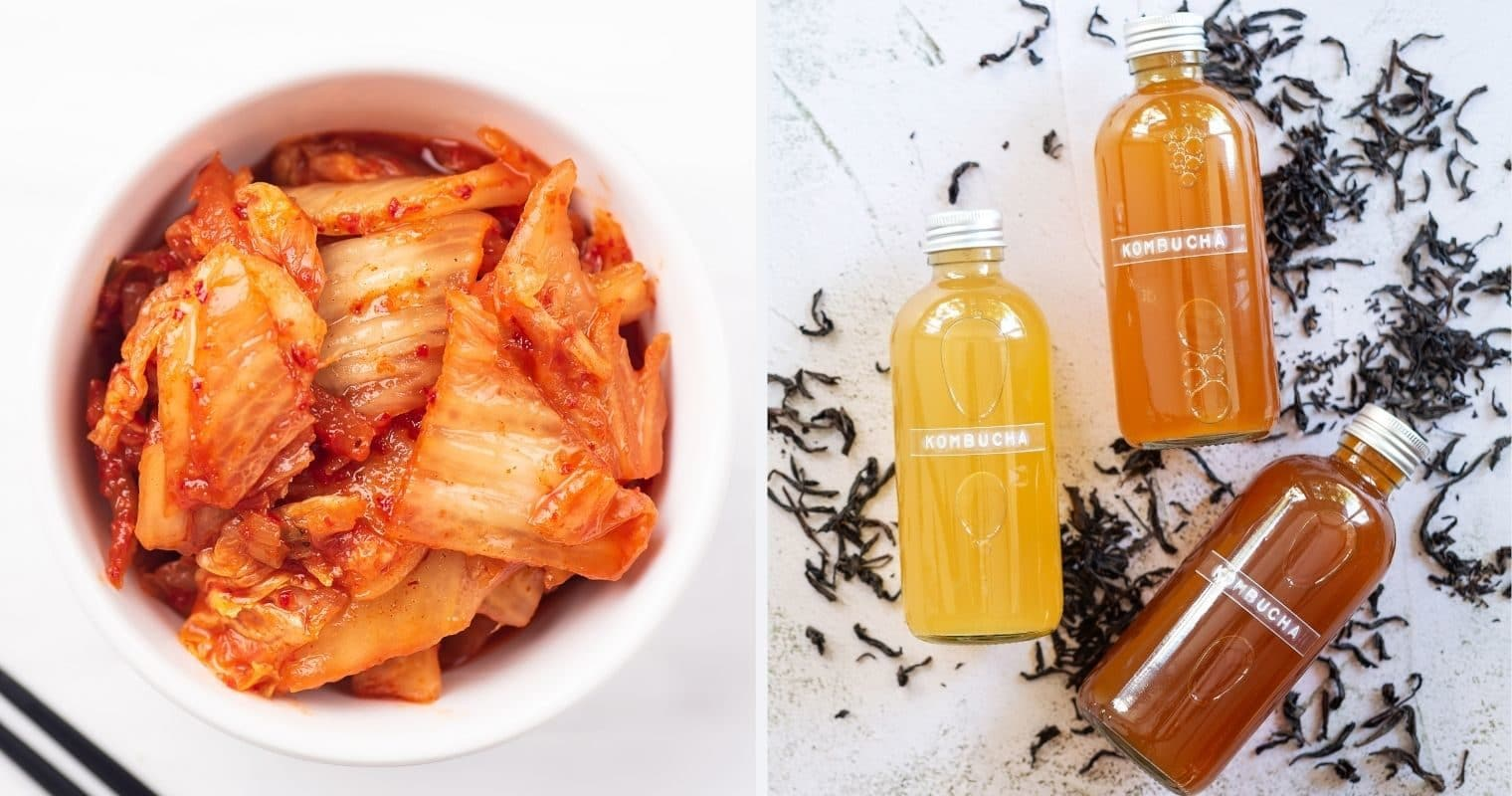 Fermented Foods That Are Good For Your Gut