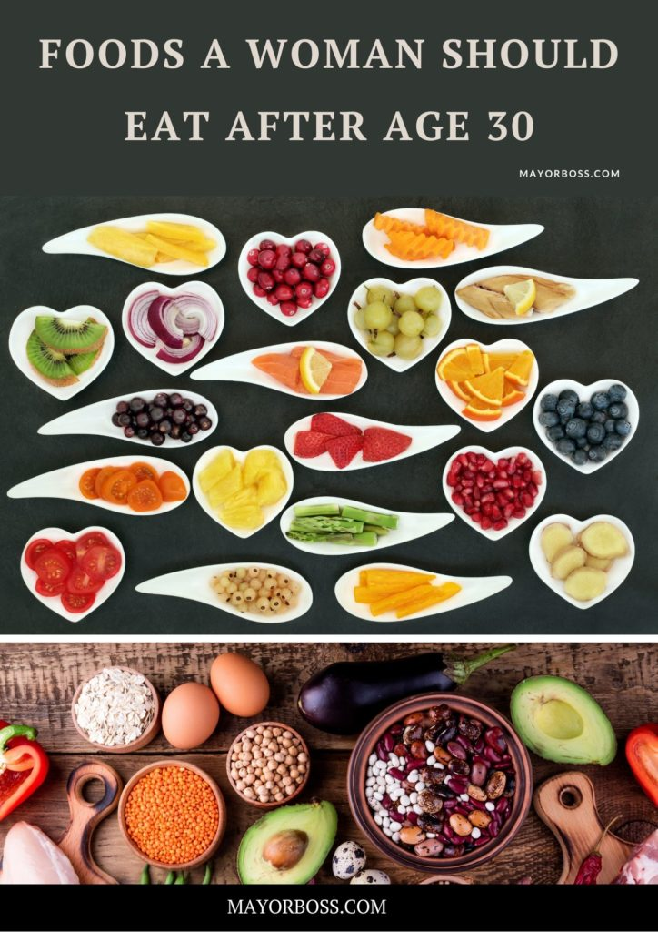 Food For Women Above 30
