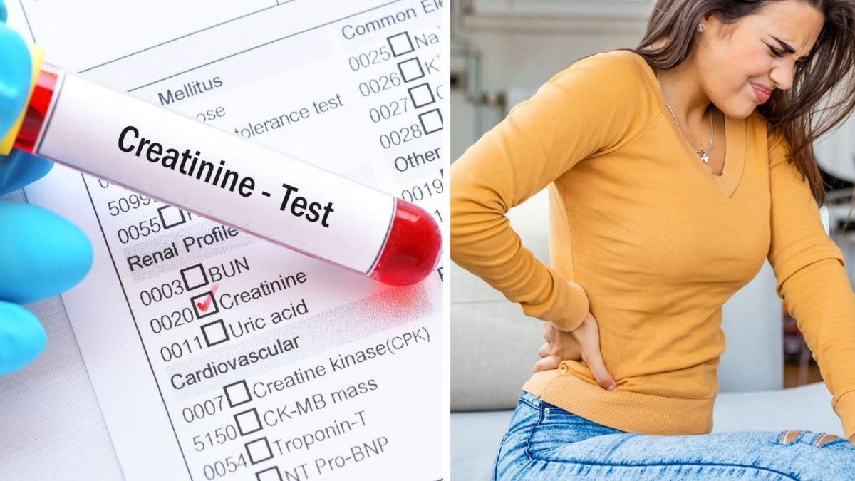 How to Lower Creatinine Levels in Your Body