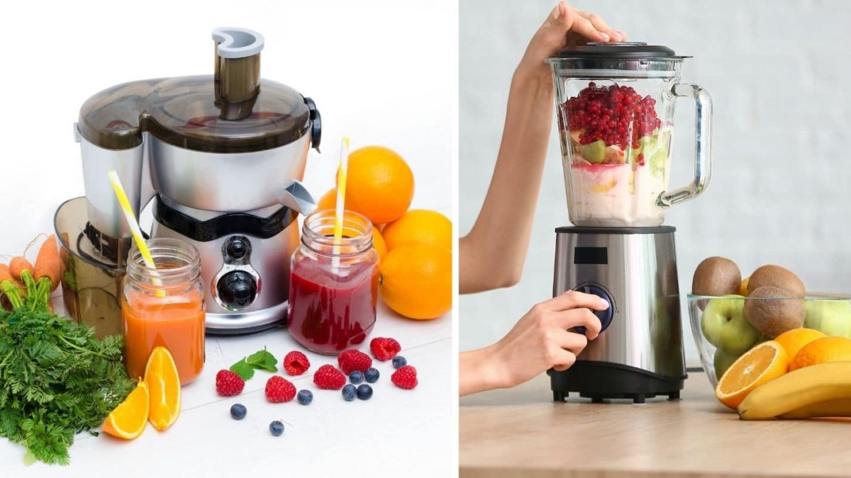 Juicing Vs Blending Which Is Better