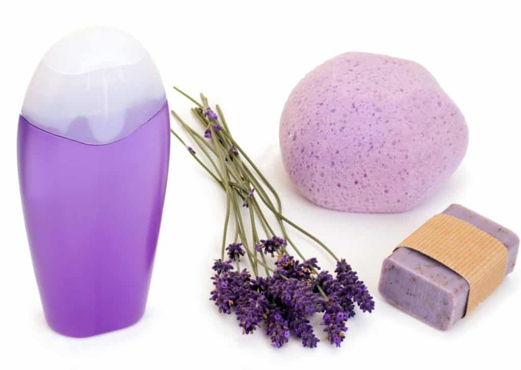 Lavender Daily Products