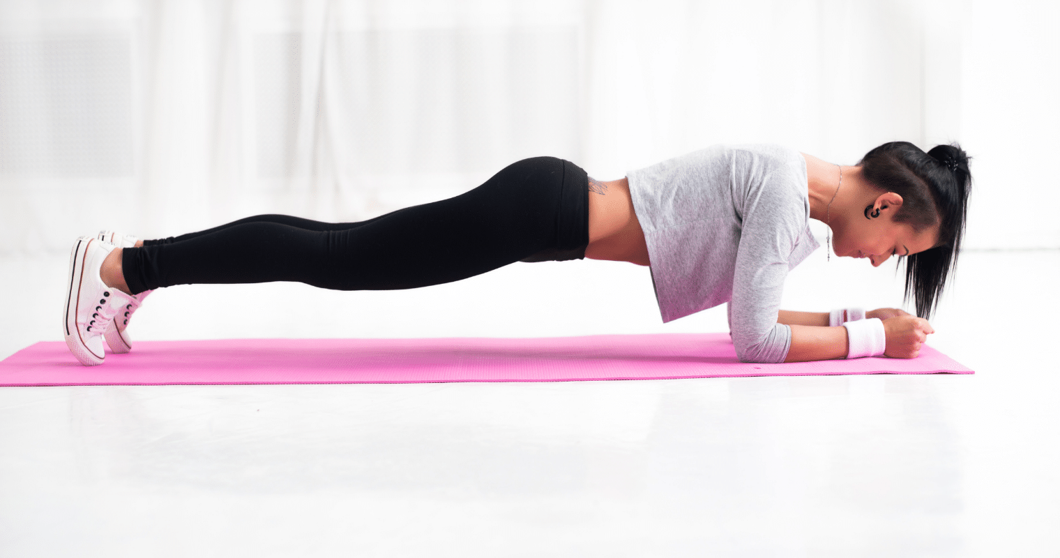 Plank Every Day For A Month