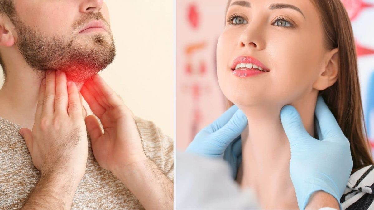 Reasons for Your Swollen Lymph Nodes