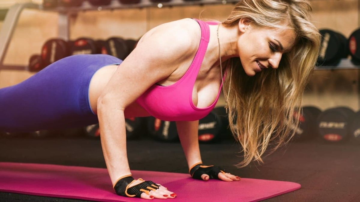 What Happens to Your Body if You Do Pushups Every Day