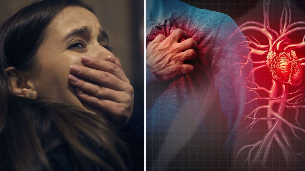 What It Feels Like To Have A Panic Attack