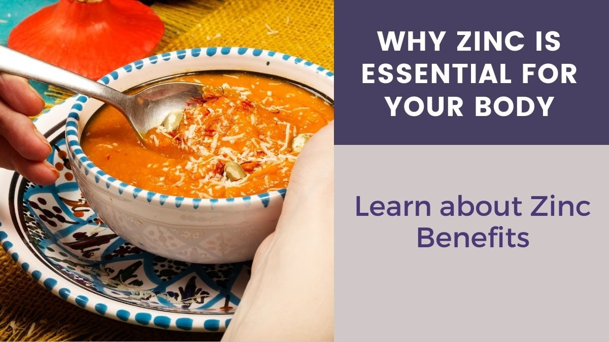 why zinc is essential for your body