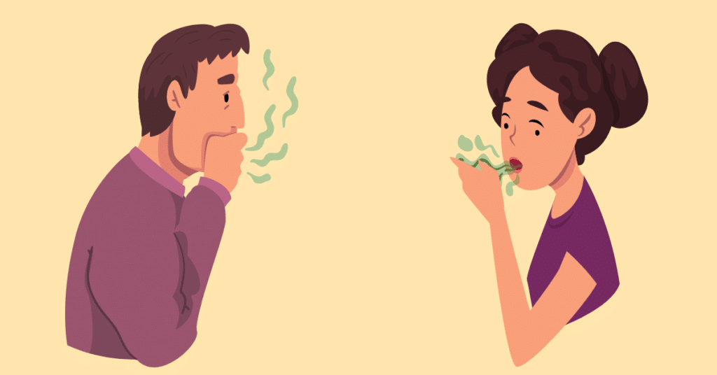 How To Fix Bad Breathe Quickly