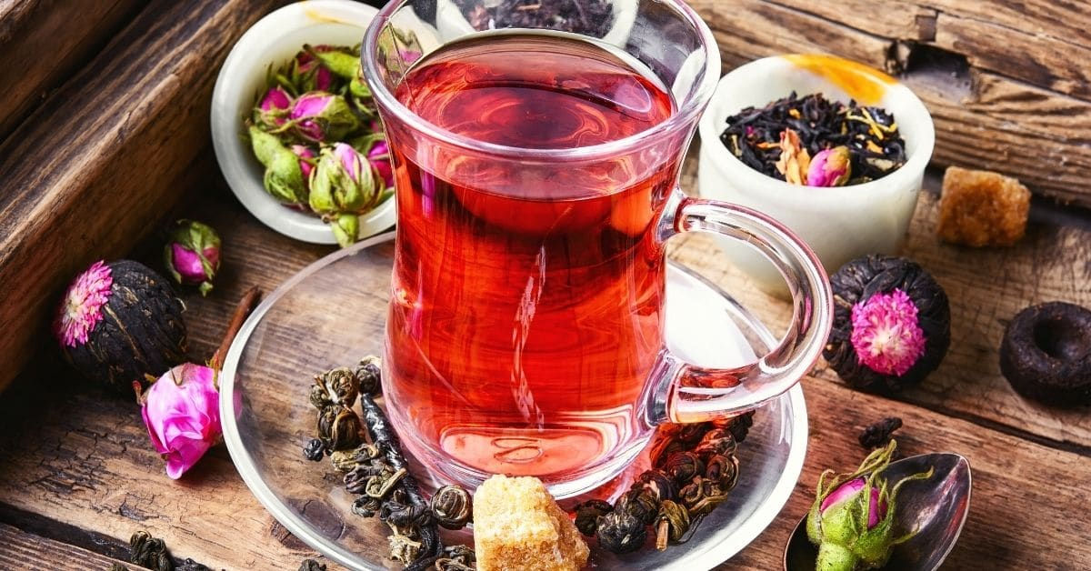 Tea Good For Stress And Anxiety