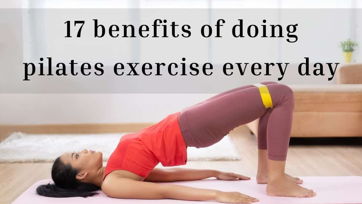 Pilates Exercise Every Day