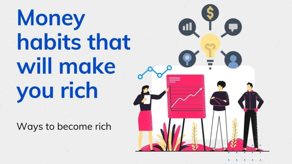Ways to become rich