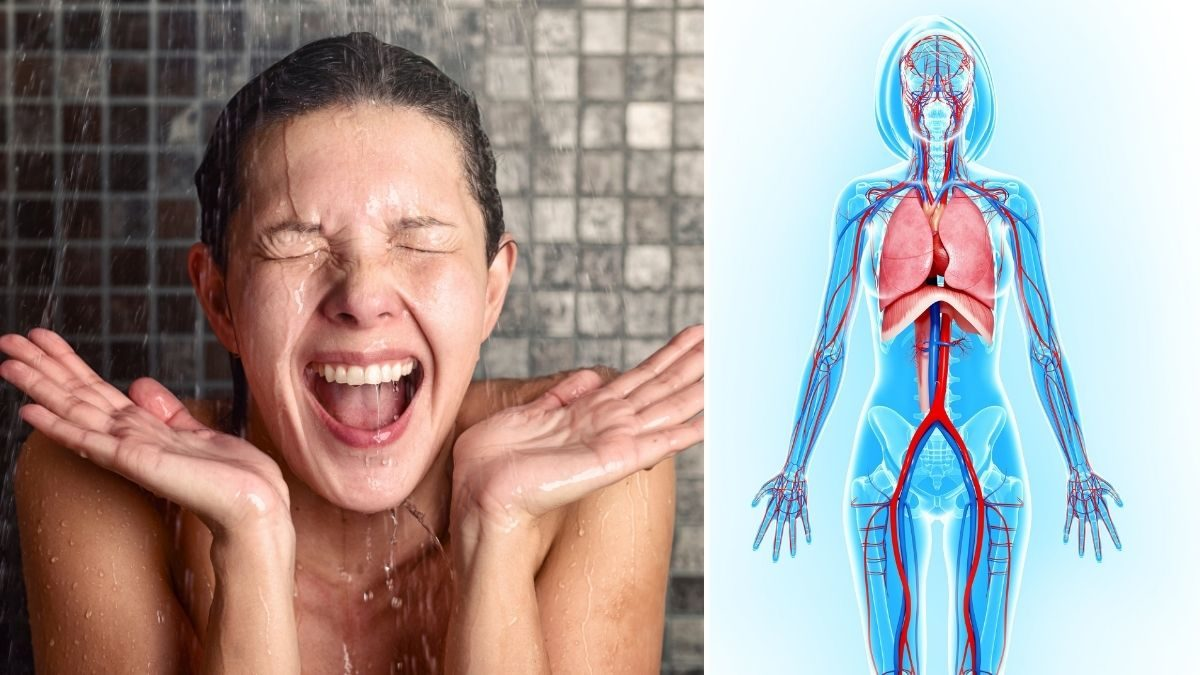 How your body change once you start taking a cold shower every day