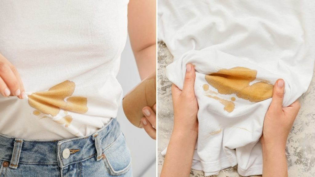 See the quick tricks to remove coffee stains from clothes