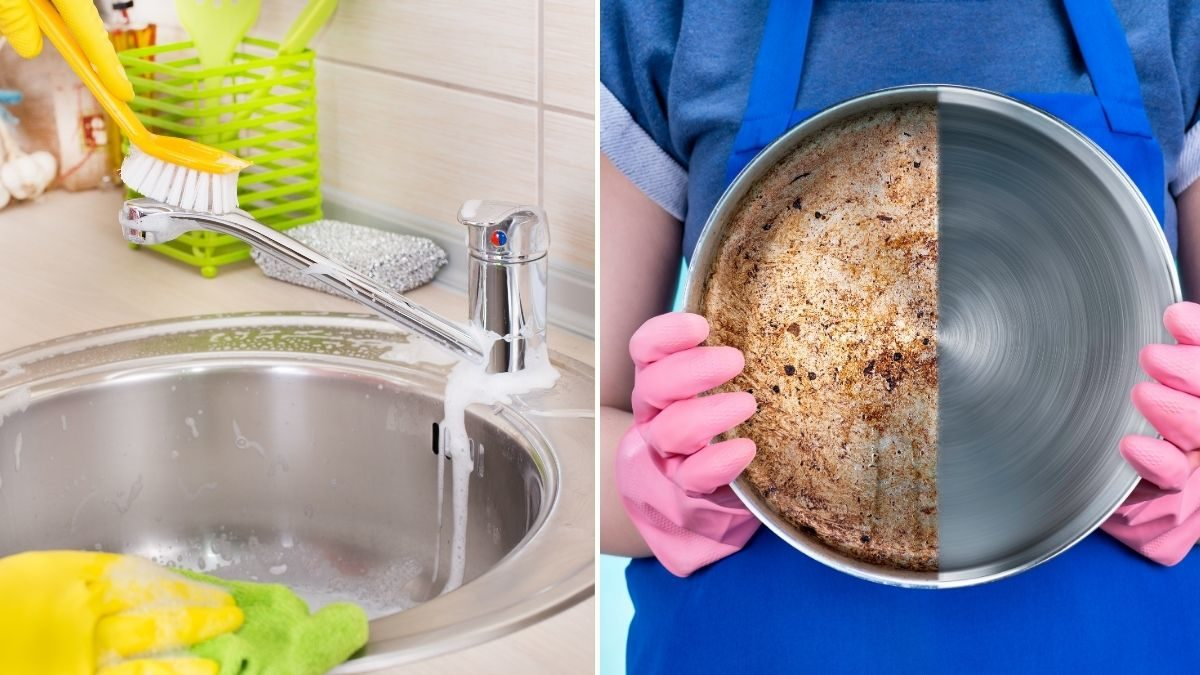 6 Kitchen cleaning hacks that will save you time