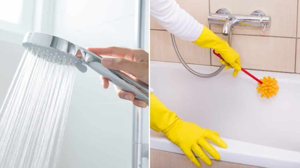 6 Quick and easy bathroom cleaning hacks that will save you time