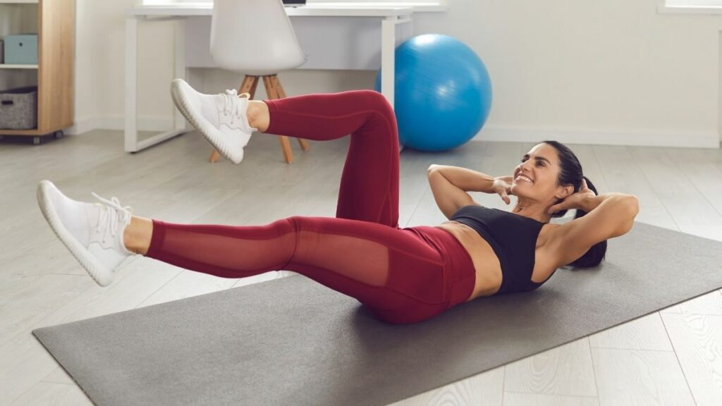 7 Reasons to add bicycle crunches to your routine